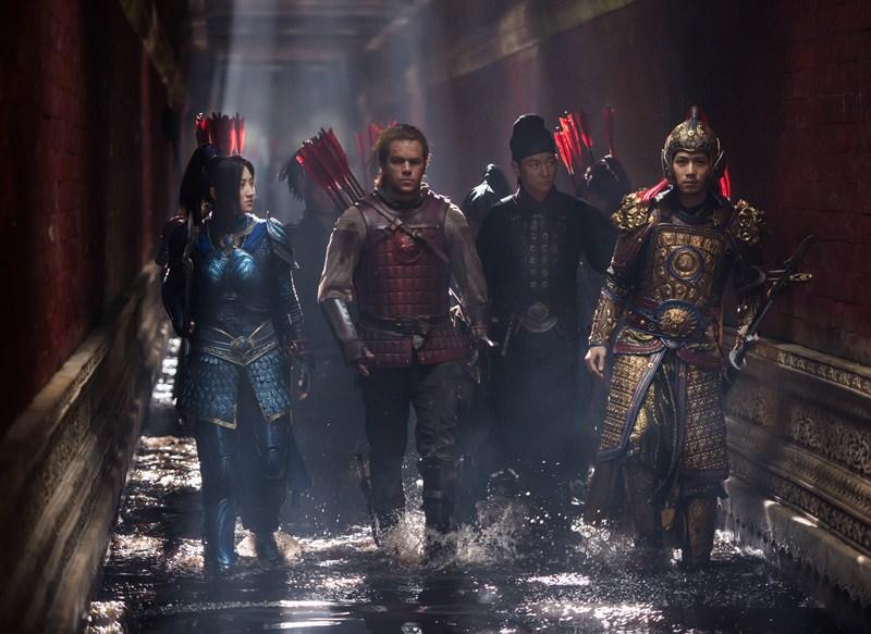 Velkou čínskou zeď s Mattem Damonem natočil režisér Klanu létajících dýk