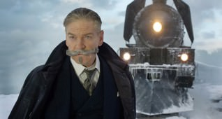 "Kenneth Branagh stars in Twentieth Century Fox's ""Murder on the Orient Express."""