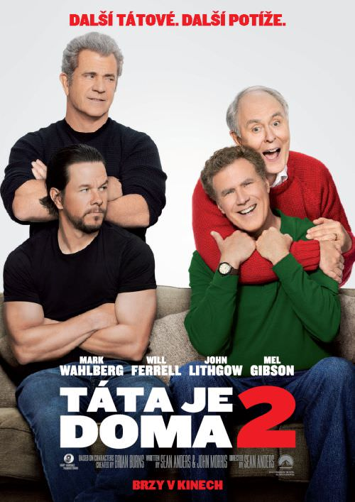 TJD2 plakat web TJD2 poster teaser web. Next. Dokumenty ke stažení. Plakát Táta  je doma ... 0315911bb0