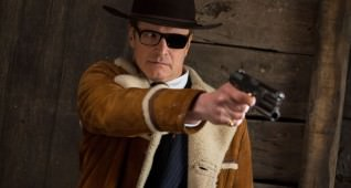 "Colin Firth stars in Twentieth Century Fox's ""Kingsman: The Golden Circle."""