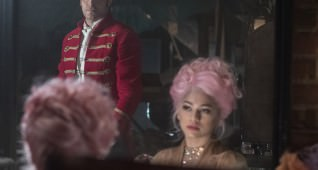 "Zac Efron and Zendaya star in Twentieth Century Fox's ""The Greatest Showman."""