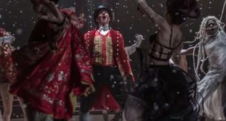 "Hugh Jackman stars in Twentieth Century Fox's ""The Greatest Showman."""