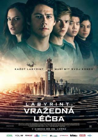 Labyrint Vrazedna lecba_plakat_web