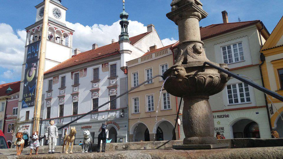 Psí ostrov měl premiéru na Anifilmu v Třeboni
