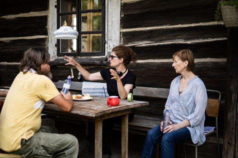 Alice Nellis natáčí film BUKO